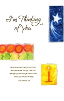 4709 - $2.95 Retail Each - Thinking of You Religious PKD 6