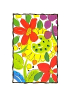 4823 - $2.99 Retail Each - Blank Note Card - PKD 6