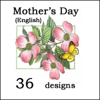 8253 - 36-count Mother's Day Assortment. Extra 20 discount taken off the wholesale price