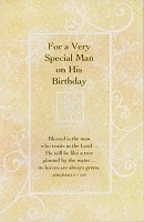 1413 - $2.95 Retail Each - Birthday Masculine Religious PKD 6