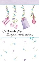 2512 - $2.95 Retail Each - Birthday Daughter Religious PKD 6
