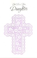 2513 - $2.95 Retail Each - Birthday Daughter Religious PKD 6