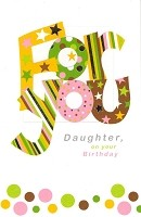 2514 - $2.85 Retail Each - Birthday Daughter Religious PKD 6