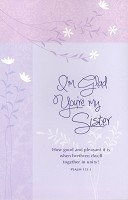 2713 - $2.95 Retail Each - Birthday Sister Religious PKD 6
