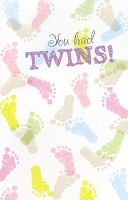 3603 - $2.95 Retail Each - New Baby Congratulations PKD 6