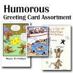 5120 - 24 Pocket Humorous Assortment