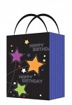 6654 - $2.49 Retail Each - Medium Gift Bag Birthday PKD 12