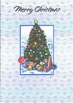 9867 -  Packaged Christmas Cards. Total of 30 Cards in packs of 5. Heavily discounted