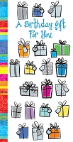 01165 - $2.80 Retail Each - Money Holder Birthday Cards Kids PKD 6