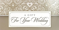 wed0011 - $2.80 Retail Each - Wedding Money Holder Greeting Cards - English Language - value - wholesale units of 6 cards