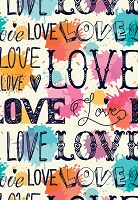 07009 - $2.80 Retail Each - Value Love You Greeting Cards PKD 6