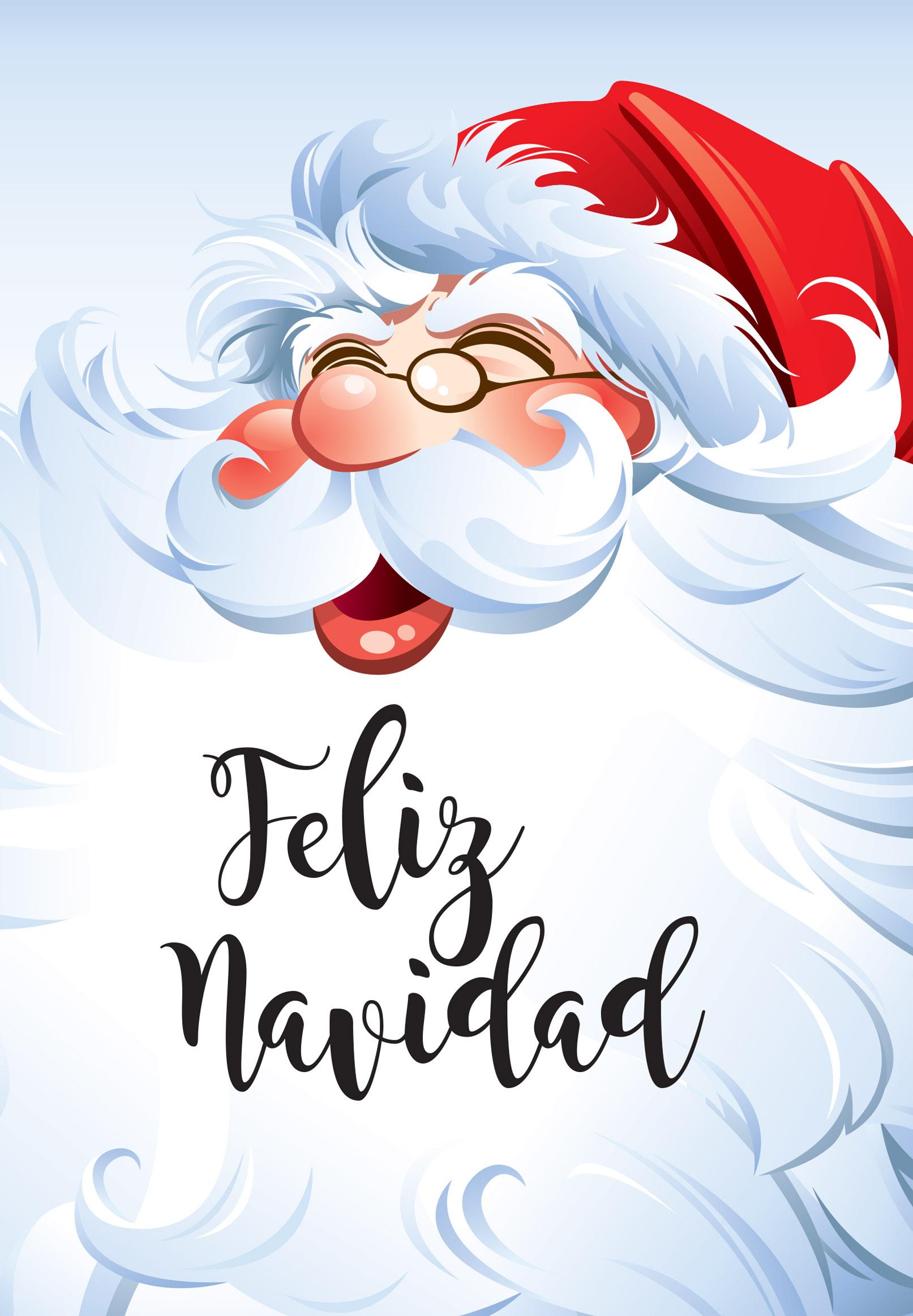 wholesale Spanish language Christmas greeting cards