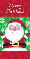 21087 - $2.80 Retail Each - Christmas Money Holder Greeting Cards PKD 6