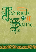 SPD007 $2.80 Retail - St. Patricks Day Greeting Cards - wholesale units of 6 cards