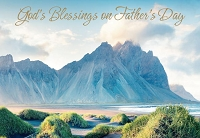 FDCG001 - $2.80 Retail Each - Value Father's Day Religious PKD 6