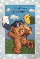 Grad009 - $2.80 Retail Each - Value Juvenile Graduation Cards - PKD 6