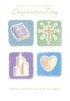 CCGC006 - $2.80 Retail Each - Confirmation Greeting Cards - Value cards - wholesale units of 6 cards