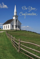 CCGC011 - $2.80 Retail Each - Confirmation Religious Greeting Cards - Value cards - wholesale units of 6 cards