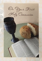CCGC021 - $2.80 Retail Each - Communion General Greeting Cards - Value cards - wholesale units of 6 cards