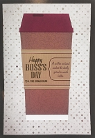 BOSS004 - $3.99 Retail Each - Boss's Day Humor Greeting Cards Pkd 3