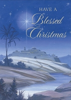 CGCRE004 - $3.99 Retail Each - Christmas Cards Religious PKD 6