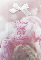 val11015 - $4.99 Retail Each - Valentine General Greeting Cards - English Language - wholesale units of 3 cards