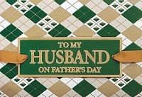 FDCG013 - $5.99 Retail Each - Premium Father's Day Husband PKD 3