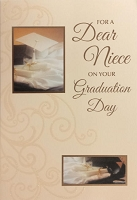 Grad022 - $3.99 Retail Each - Graduation Neice Cards - PKD 3