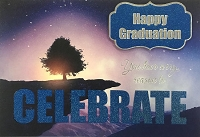 Grad035 - $4.99 Retail Each - Graduation General Cards - PKD 3