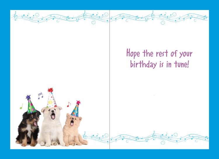 Wholesale Birthday Cards Cute From All Of Us