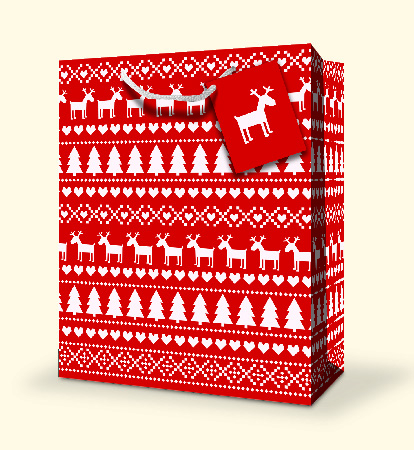 Large christmas gift bags on sale