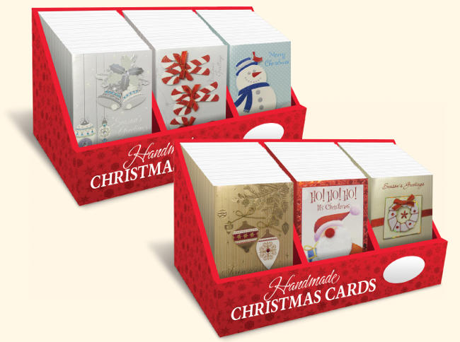 wholesale handmade Christmas cards