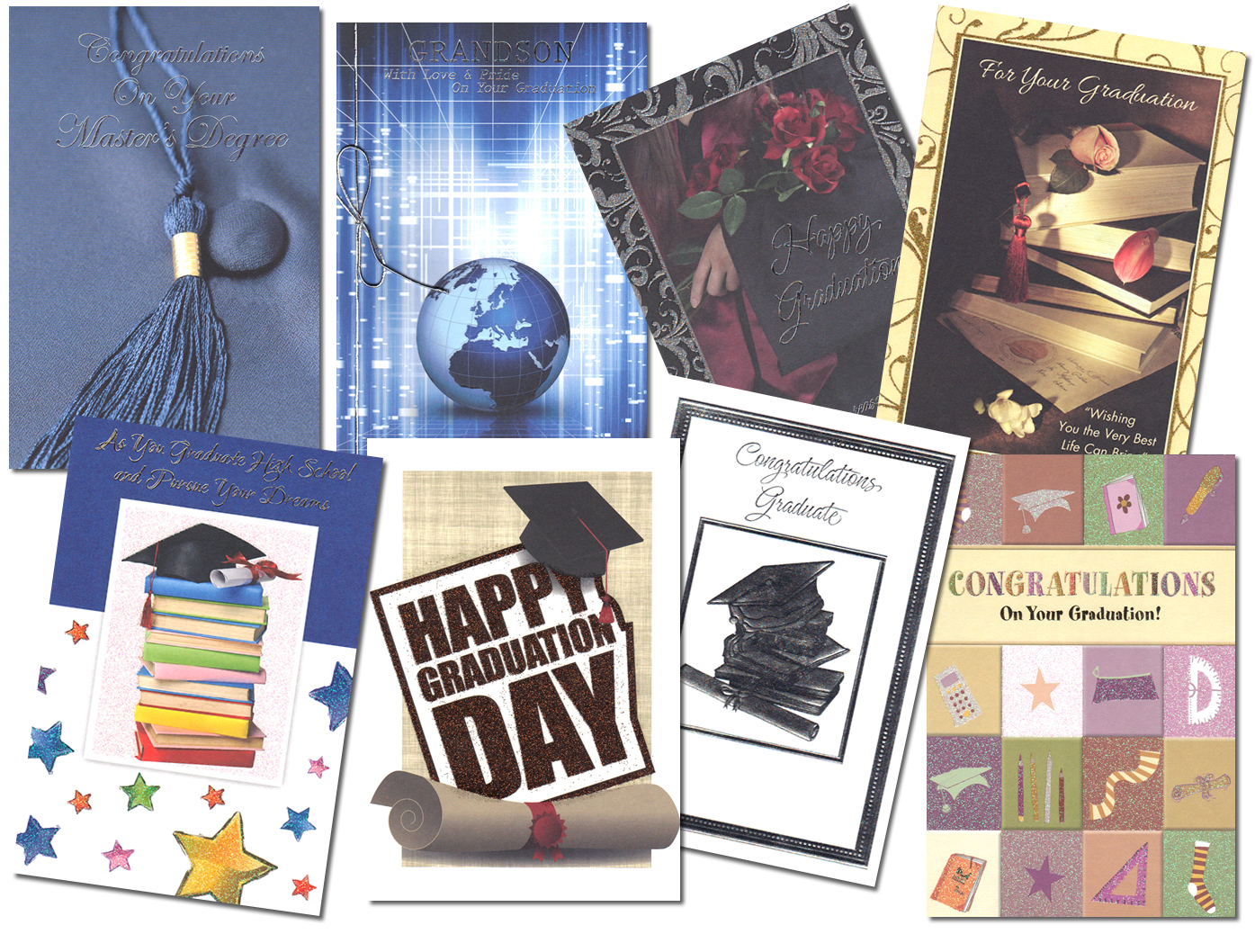 wholesale Graduation cards