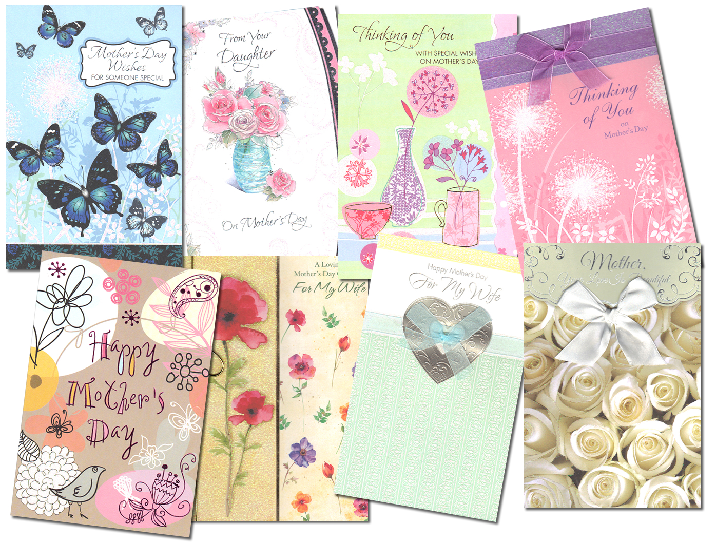 Wholesale Mothers Day Cards From Intergreet
