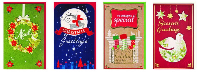 Wholesale Christmas Cards Discounted