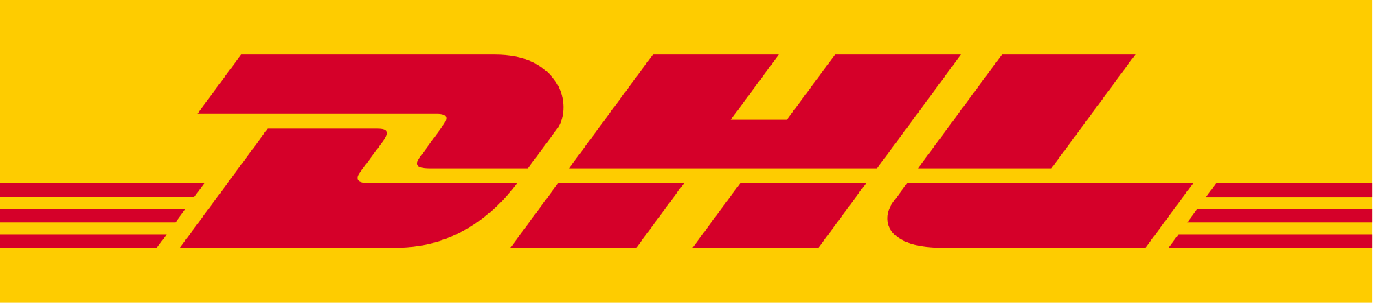 Shipping by DHL