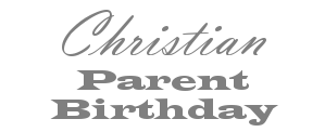 Christian Parent