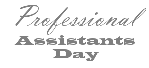 Professional Assistant's Day