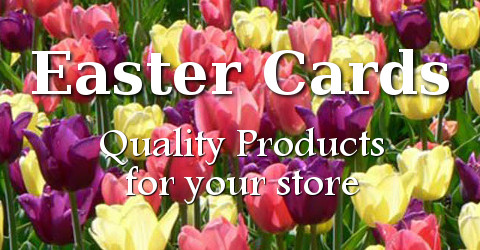 The Best Wholesale Easter Card Line for 2021