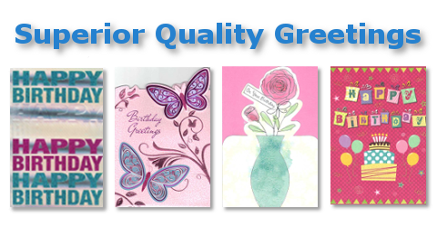 Greeting Card Suppliers