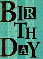 1094 - $3.29 Retail Each - Birthday General PKD 6