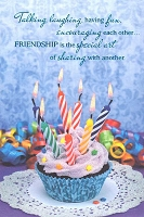 1322 - $3.99 Retail Each - Birthday Friend PKD 6