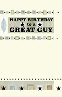 1429 - $3.25 Retail Each - Birthday Masculine PKD 6
