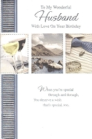 2014 - $3.99 Retail Each - Birthday Husband PKD 6