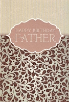 2201 - $3.99 Retail Each - Birthday Father PKD 6