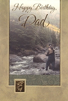 2206 - $3.99 Retail Each - Birthday Dad Funny PKD 6