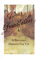 2410 - $4.99 Retail Each - Birthday Grandfather PKD 3