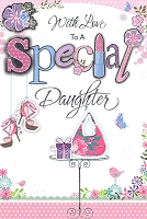 2501 - $3.99 Retail Each - Birthday Daughter PKD 6