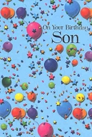 2605A - $2.80 Retail Each - Value Birthday Cards Son PKD 6
