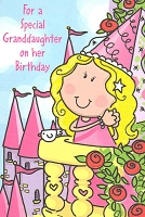 2912 - $3.99 Retail Each - Birthday Granddaughter Juvenile PKD 6